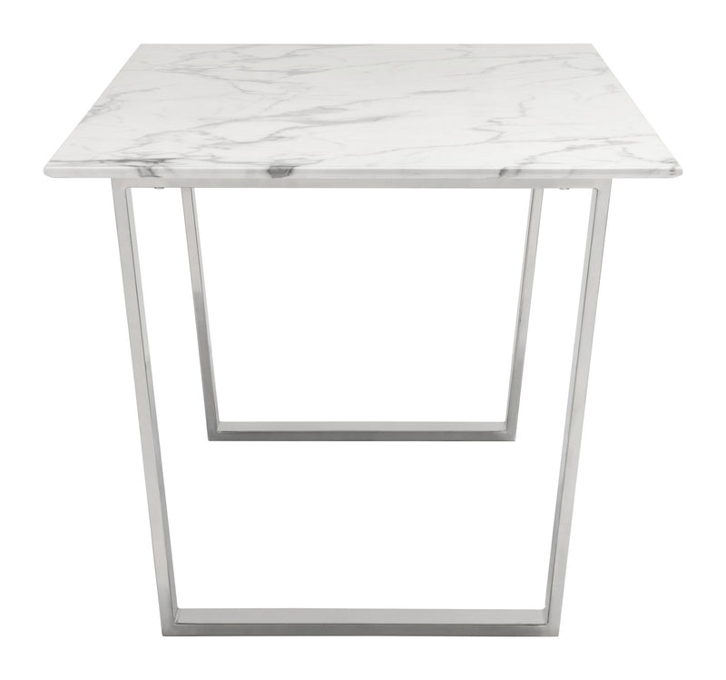 Zuo Atlas Dining Table Dining Tables, Zuo, - Modish Store