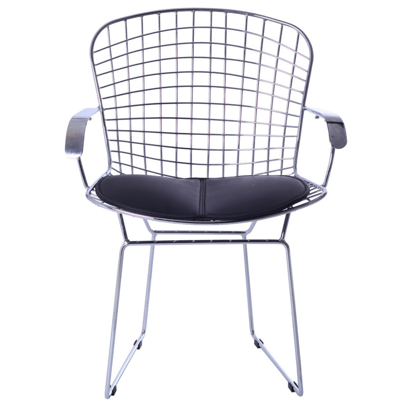 Fine Mod Imports Wire Arm Chair