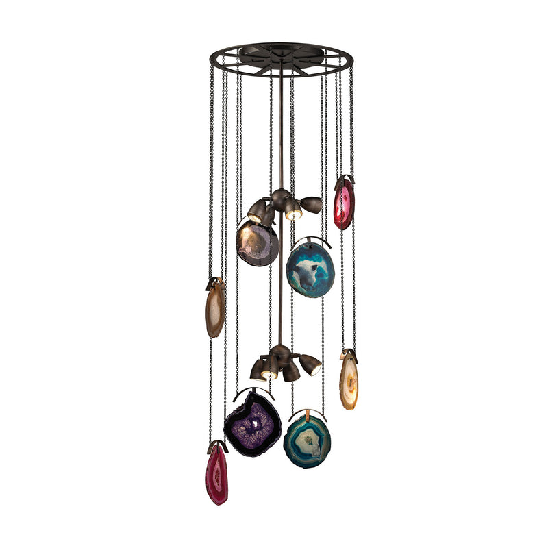 Dimond Lighting Gallery 8 Light Chandelier Chandeliers, Dimond Lighting, - Modish Store