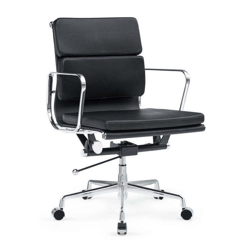 Fine Mod Imports Soft Conference Office Chair Mid Back