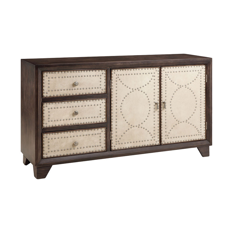 Colette 2-Door 3-Drawer Cabinet Steinworld