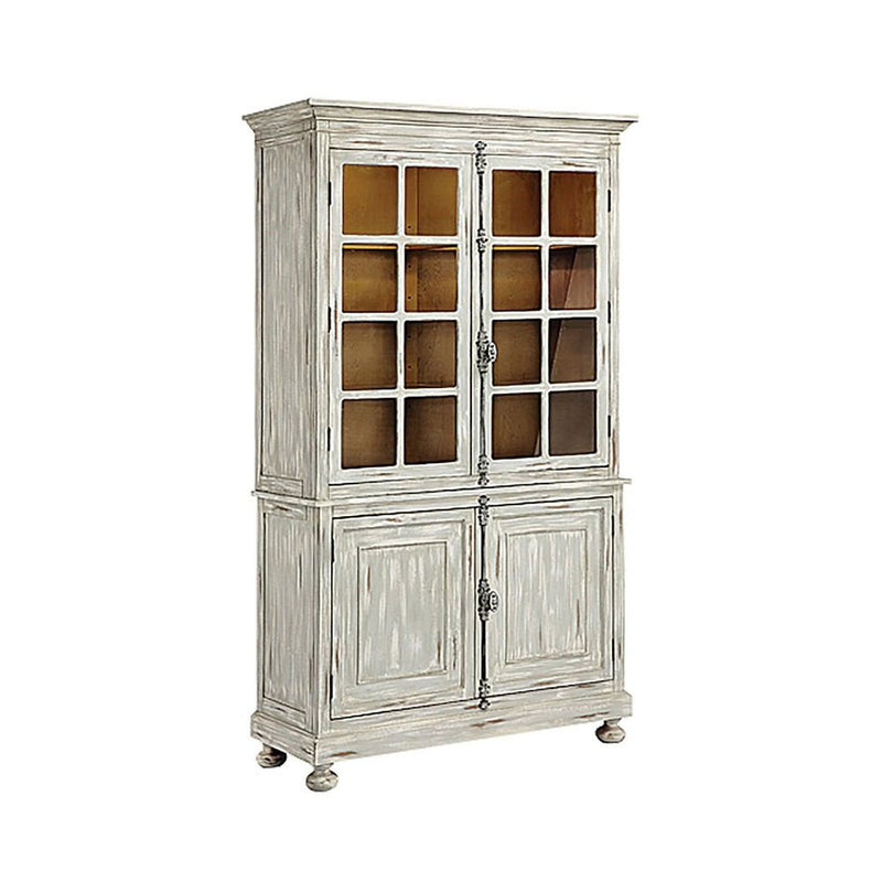 Stein World Shapiro Glass Cabinet