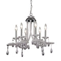 ELK Lighting Acrylic Mini Chandelier Chandeliers, ELK Lighting, - Modish Store