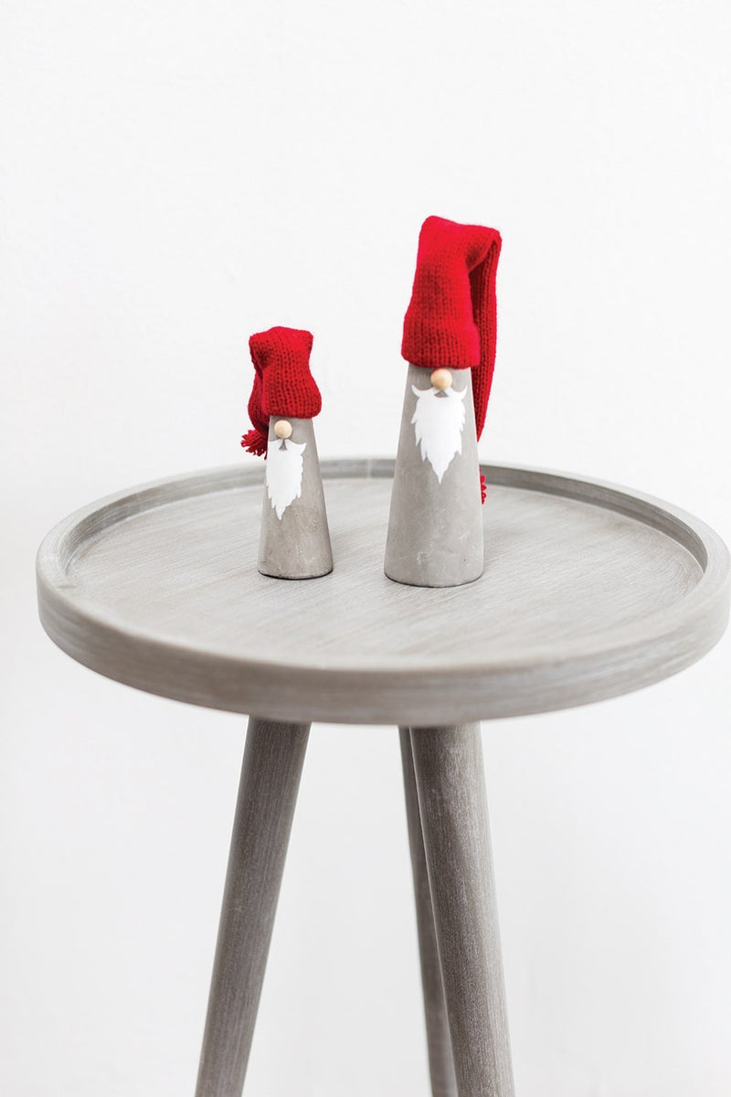 Beanie Claus Set of 20 By Accent Decor