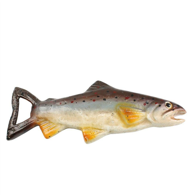 HomArt Trout Bottle Opener - Blue - Set of 6 - Feature Image