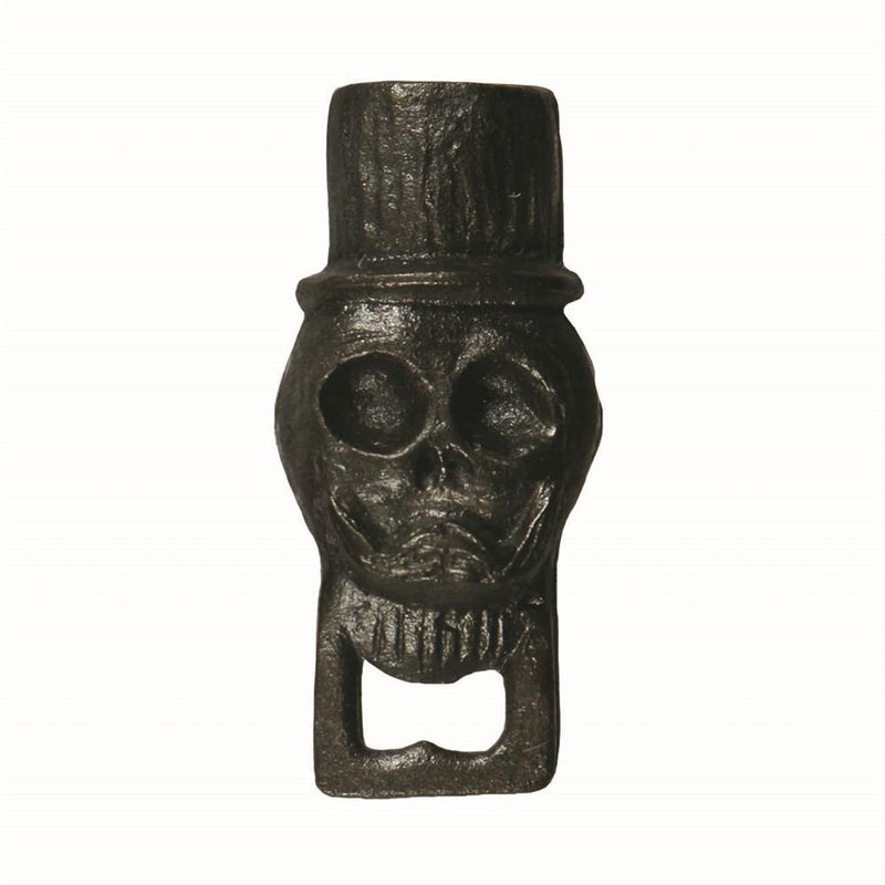 HomArt Jose Skull Bottle Opener - Natural - Set of 6