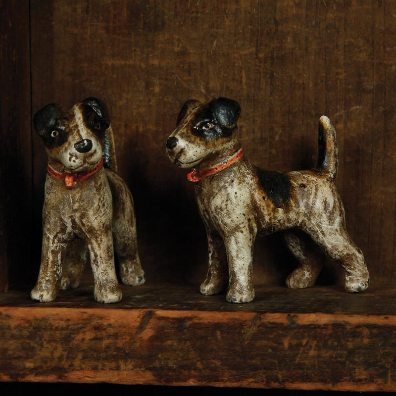 HomArt Woody the Terrier - Cast Iron - Set of 6 - Feature Image