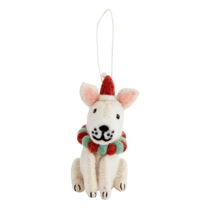 Fido Ornament Set of 10 By Accent Deocr