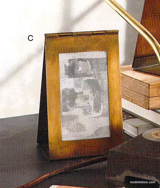 Roost Triangolo Antiqued Brass Frames Modish Store