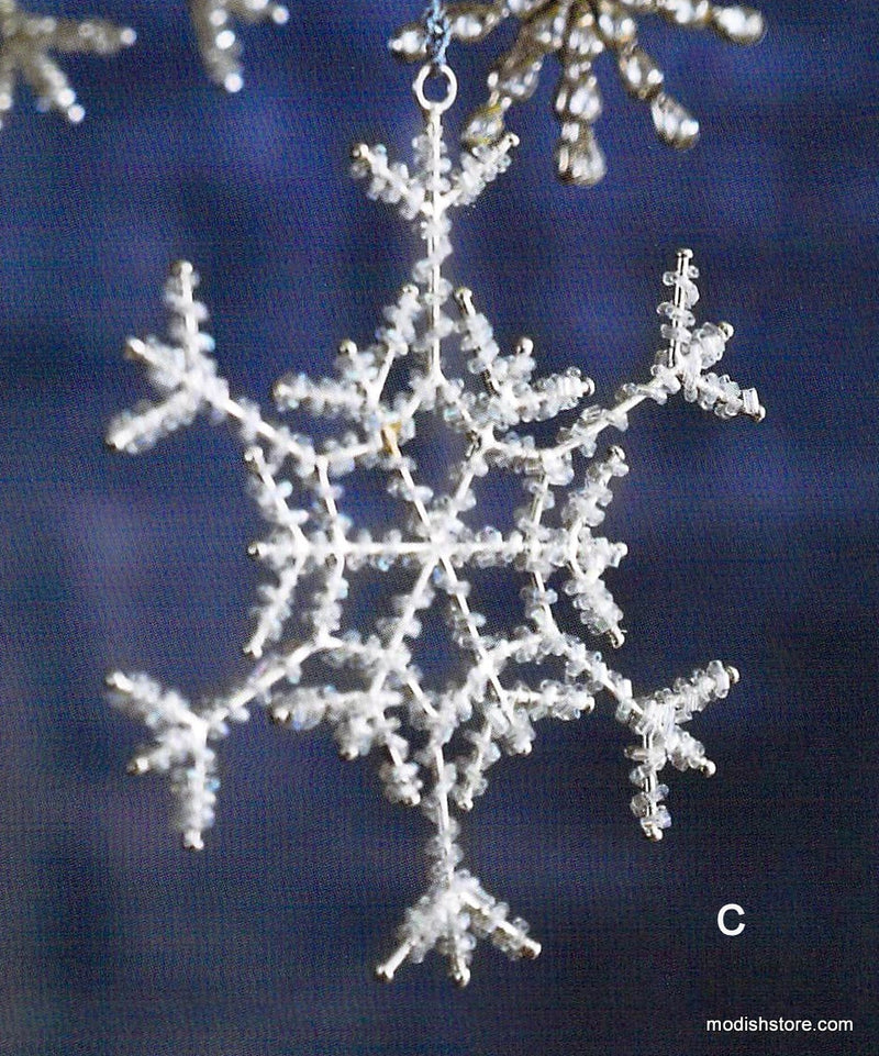Roost Victorian Snowflake, Set/5