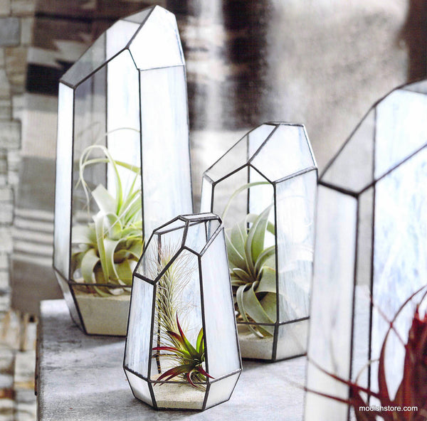 Roost Crystal Stained Glass Terrariums Modish Store