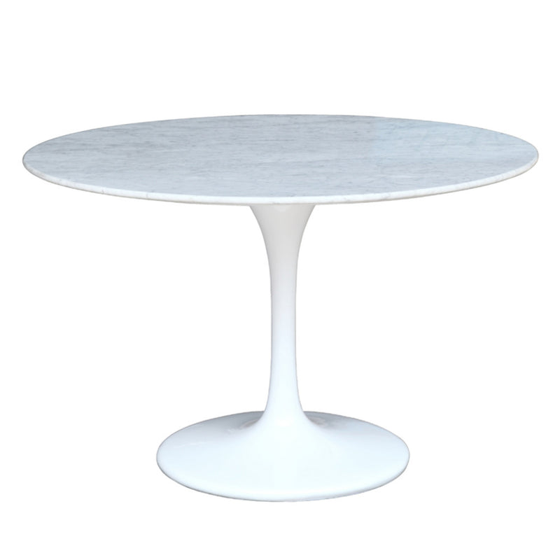 Fine Mod Imports Flower Marble Table