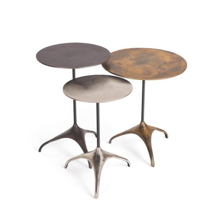 GO Home Set Of Three Leoni Nesting Tables