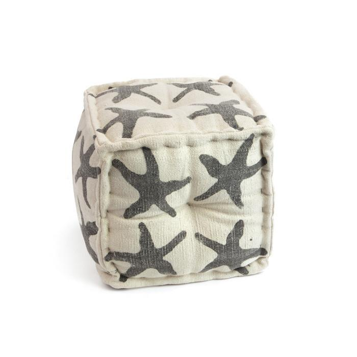 Starfish Pouf by GO Home