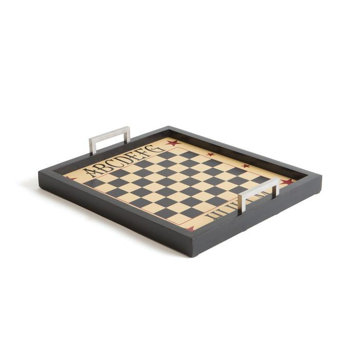 Chess Tray by GO Home
