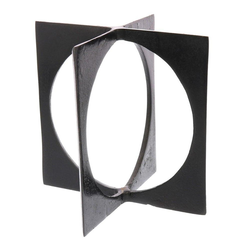 HomArt Square with Circle - Small - Bronze