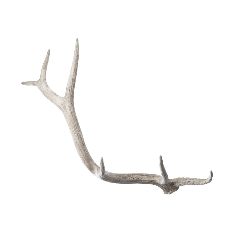 Dimond Home Weathered Resin Elk Antler