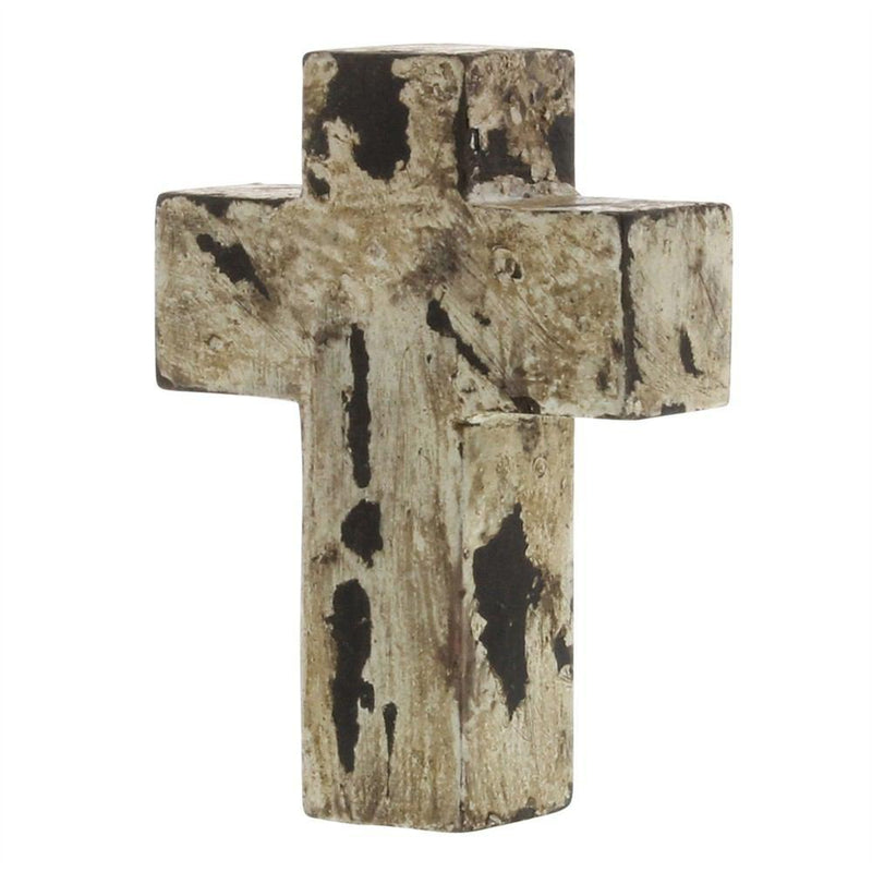 HomArt Wood Painted Cross - Set of 6 - Feature Image