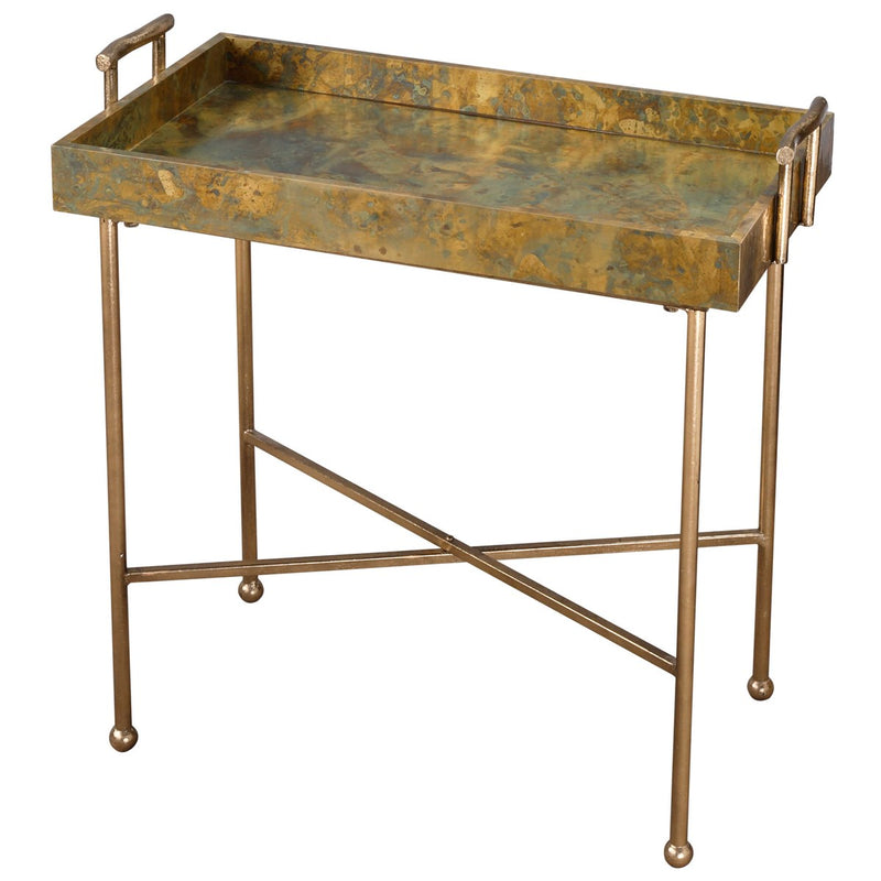 Uttermost Couper Tray Table