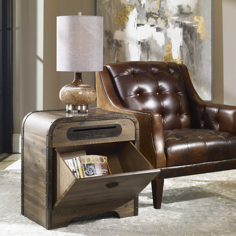 Uttermost Benjamin Accent Table