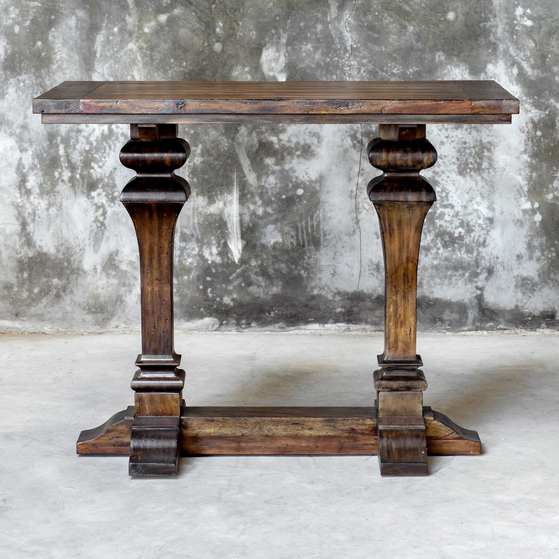 Uttermost Percy Bar Table