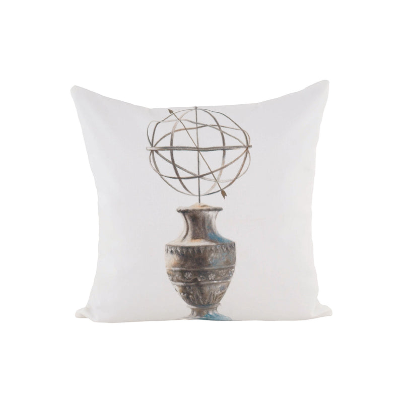 Guild Master Sphere De Ptolemee Pillow