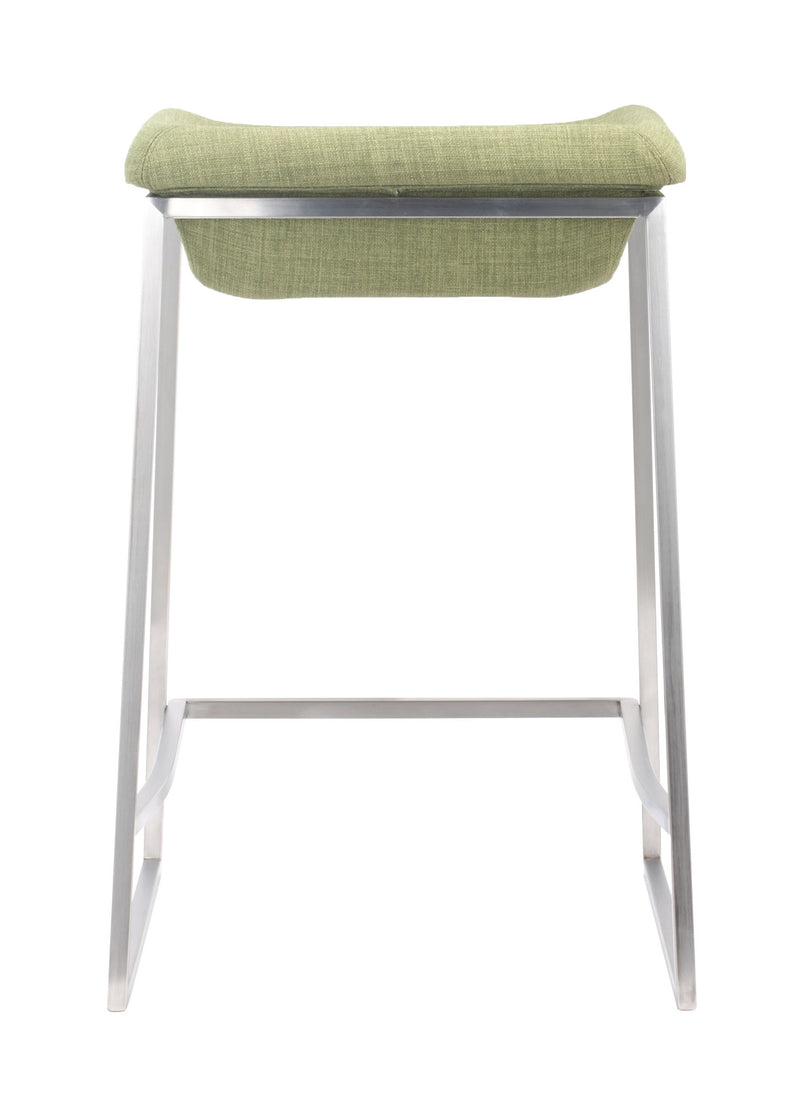 Zuo Lids Counter Stool - Set Of 2