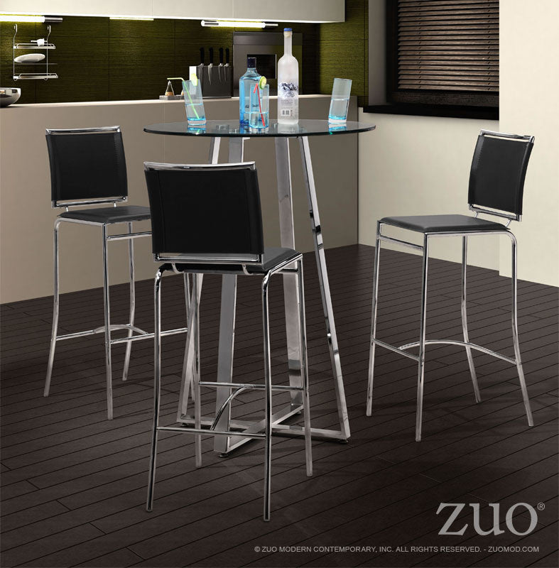 Zuo Soar Bar Chair - Set Of 2