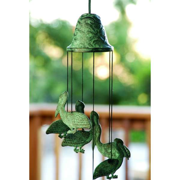 Pelican Wind Chime By SPI Home