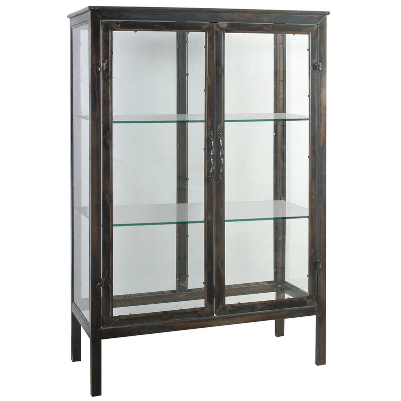 A&B Home Parnell Keepsake Display Case