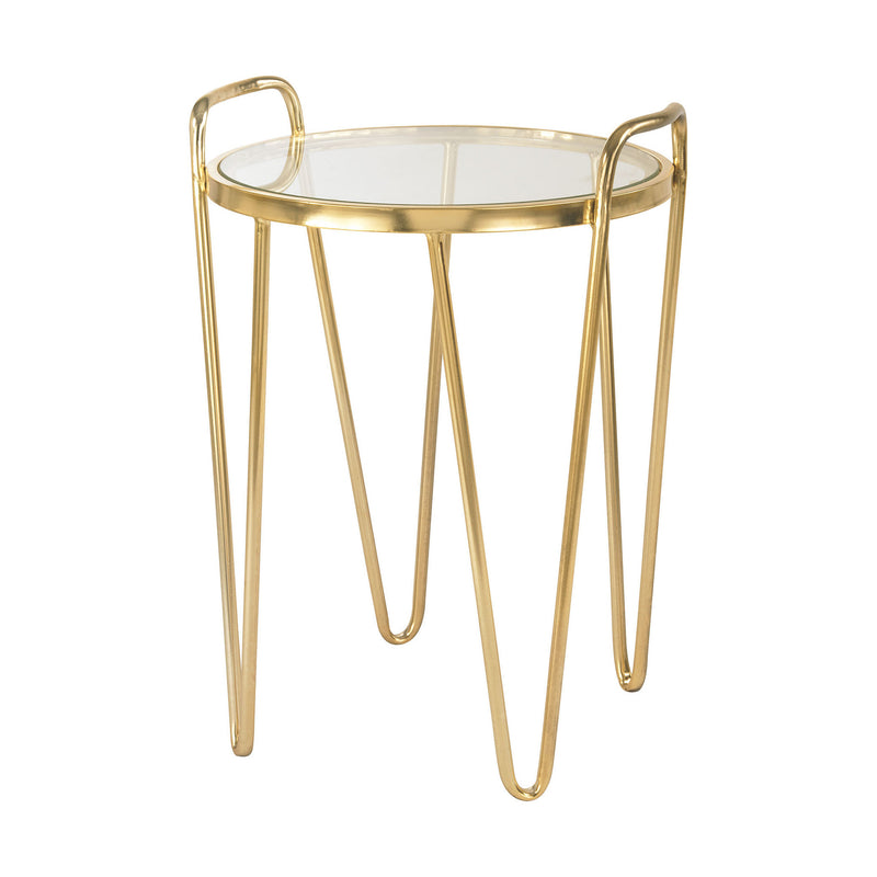 Sterling Industries Via Rodeo Accent Table
