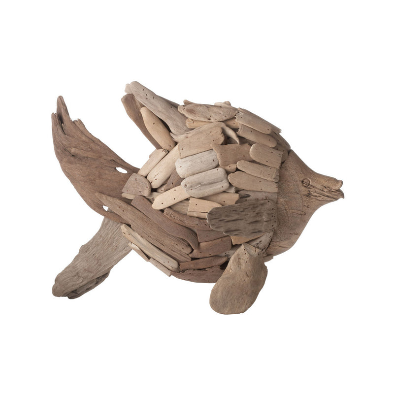Dimond Home Natural Driftwood Angel Fish