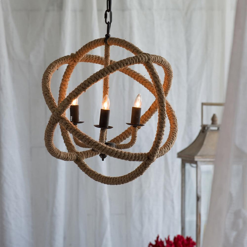 A&B Home Chandelier - 36406