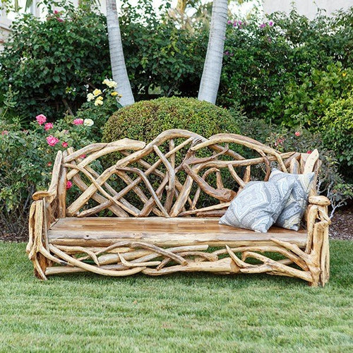 Outdoor Stools & Benches
