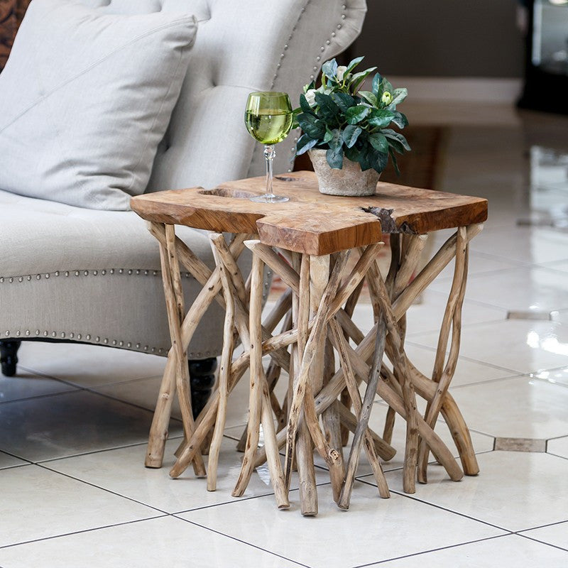 Garden Age Supply End Tables