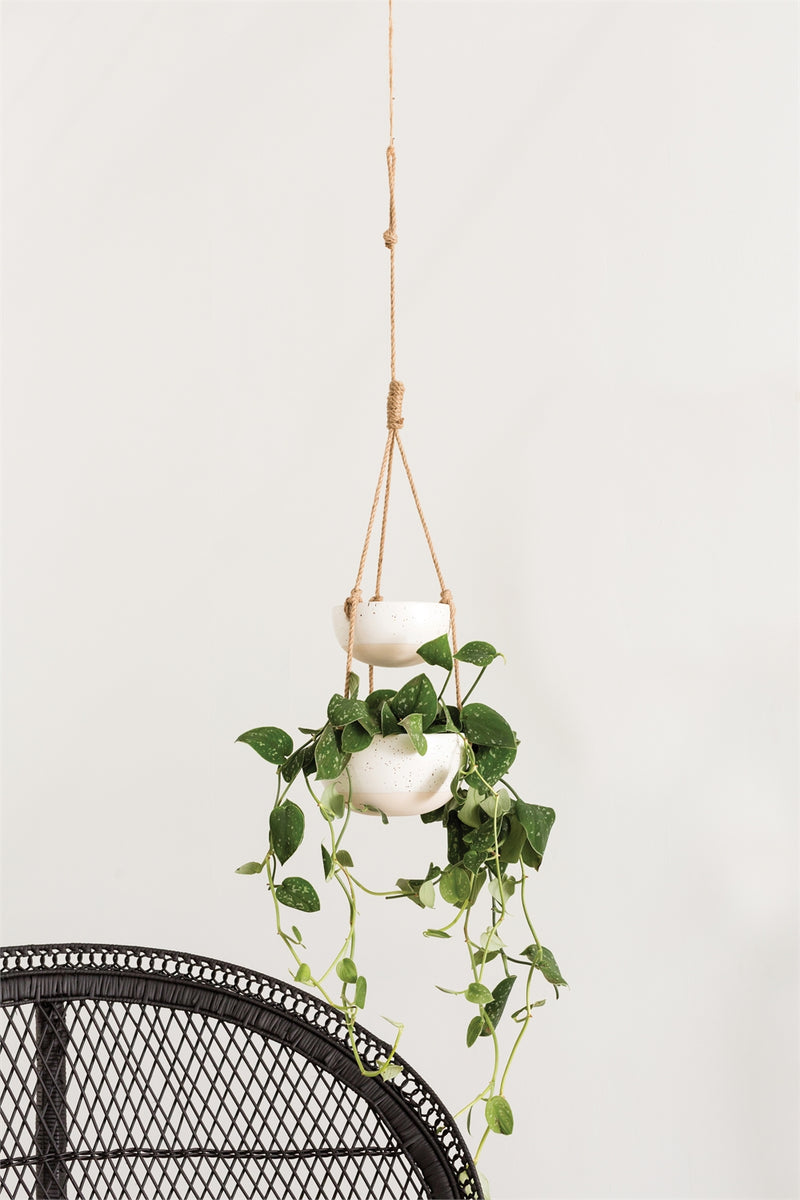 Porch Hanging Pot By Accent Decor