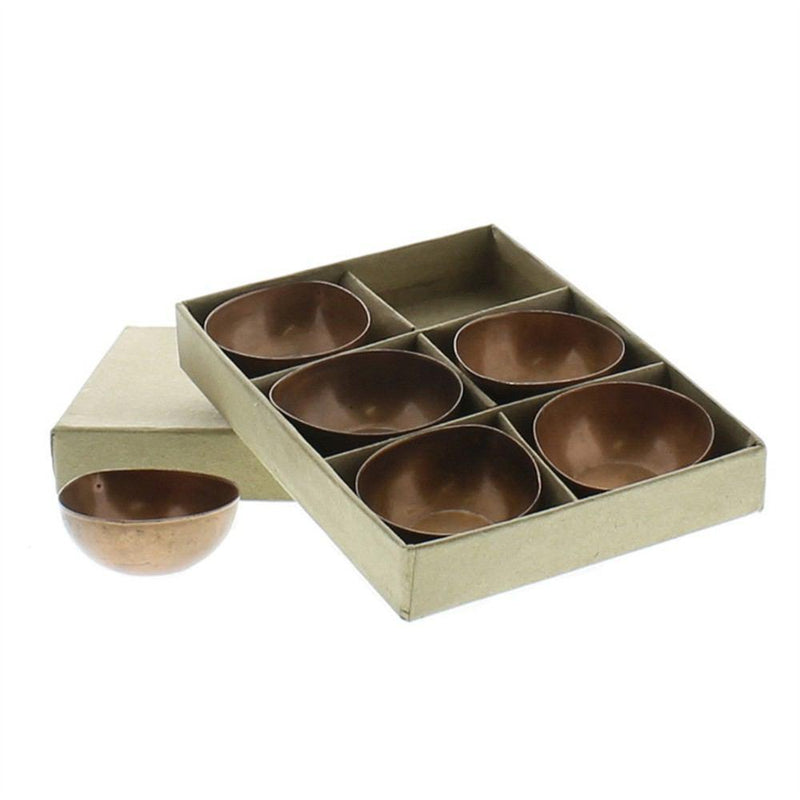 HomArt Alma Metal Tealight Holder - Boxed Set of 24 - Feature Image