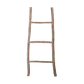 Dimond Home Wood White Washed Ladder