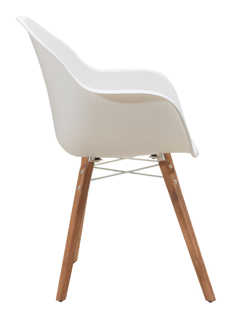 Zuo Tidal Dining Chair - Set Of 4