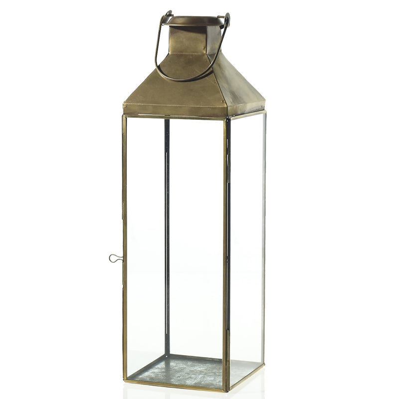 Founder Lantern Set Of 2 By Accent Decor