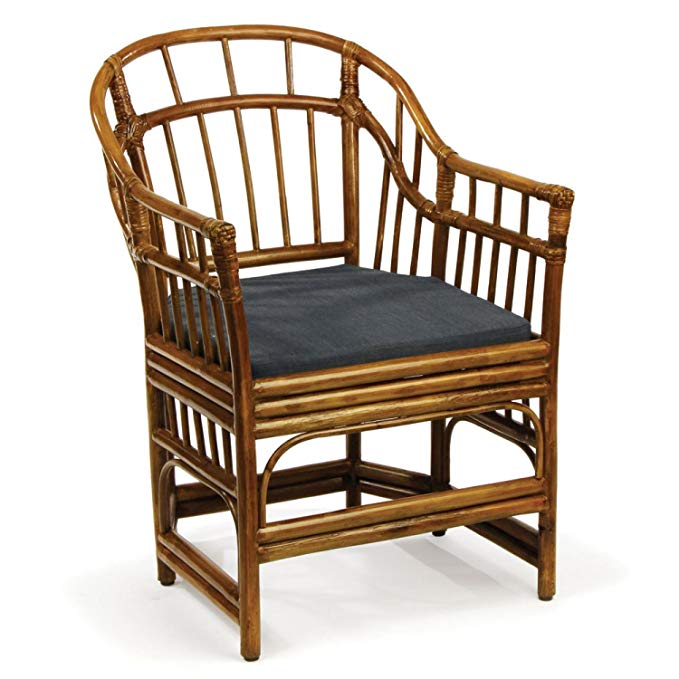 Burma Rattan Arm Chair By Napa Home & Garden