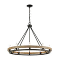 Ramsey 10-Light Chandelier by ELK Lighting