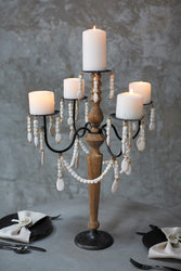 Accent Decor Candelabra