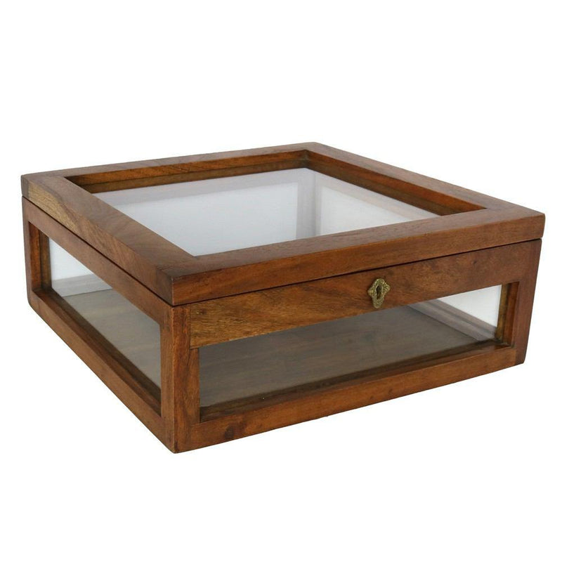 HomArt Pullman Display Case - Square