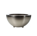 Gold Leaf Design Group Stainless Steel Bowl