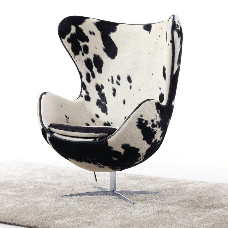Fine Mod Imports Inner Chair Pony Hide