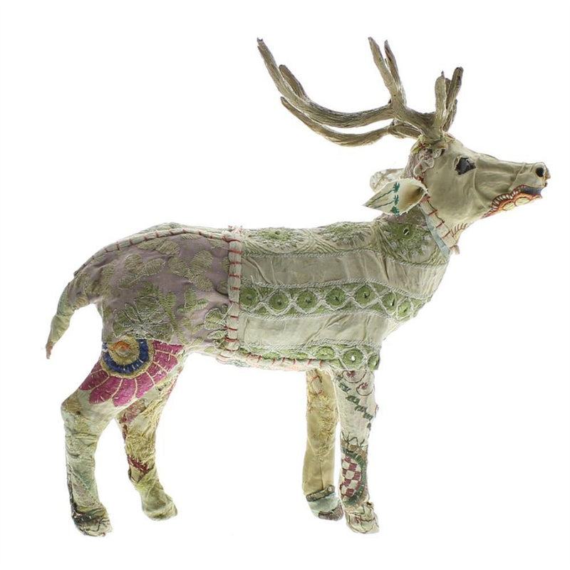 HomArt Bavarian Forest Stag Standing - Small - Set of 2