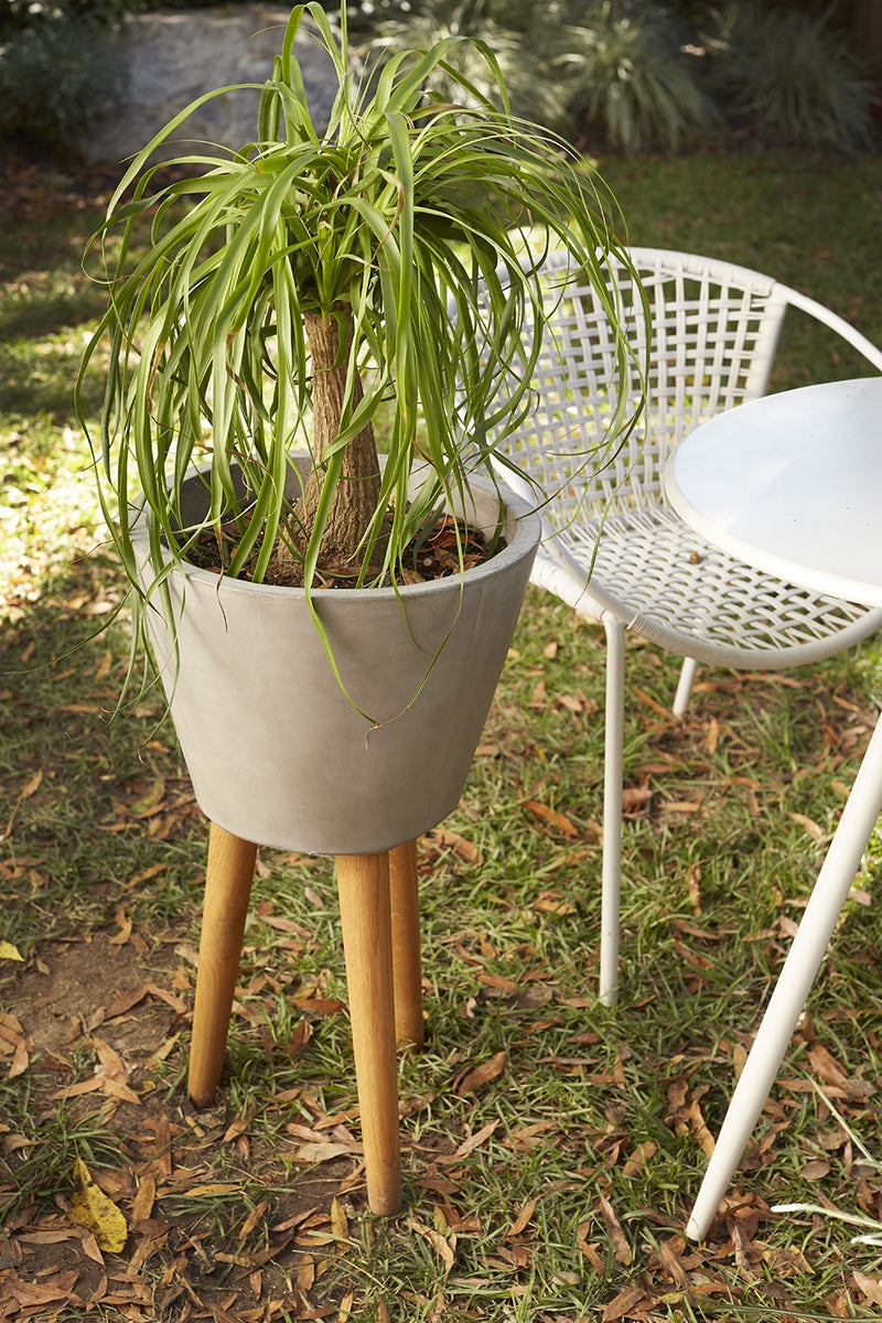 Berlin Planter & Pot By Accent Decor