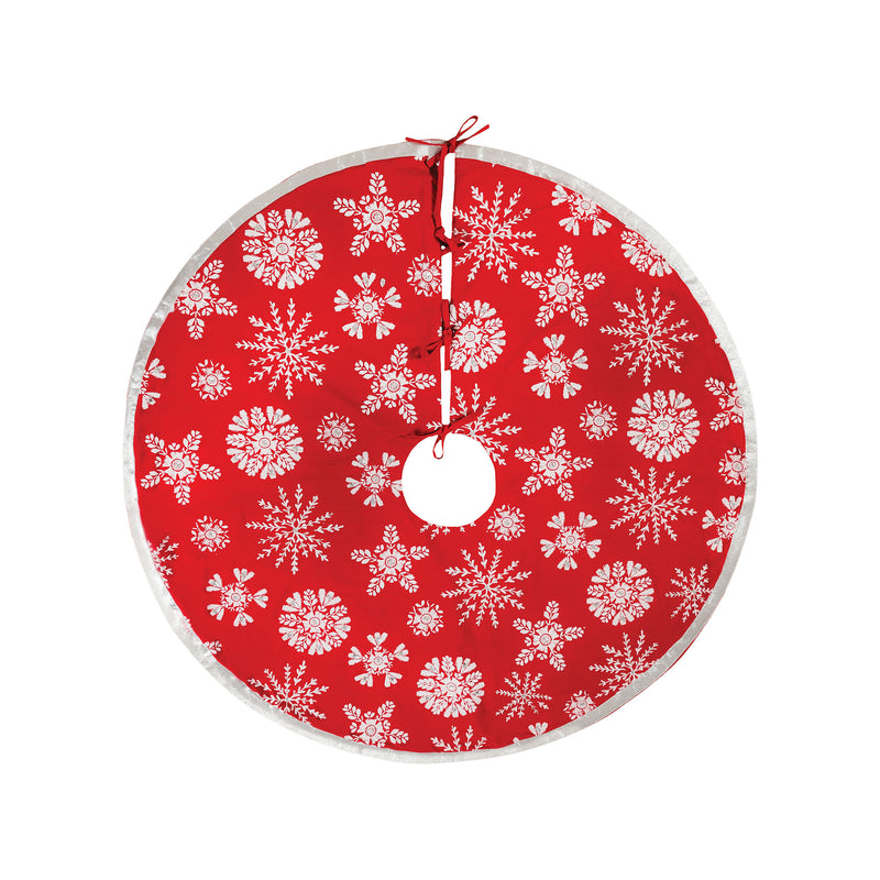 Neve Tree Skirt (Set of 2) by Pomeroy