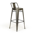 Aeon Furniture Rondo-Barstools - Set Of 2